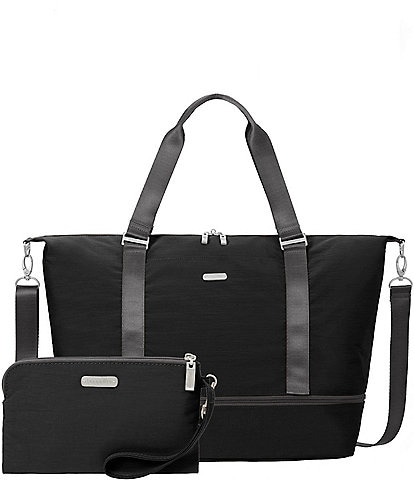Baggallini Expandable Carry-On Duffel Bag