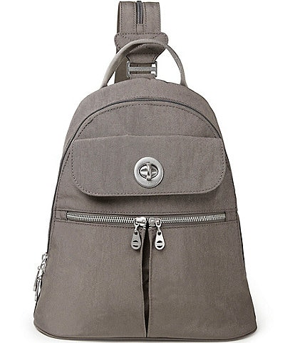 Baggallini Naples Fabric Convertible Backpack
