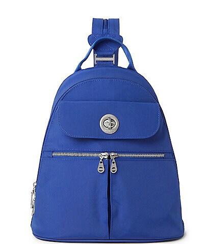 Baggallini International Collection Naples Fabric Convertible Backpack