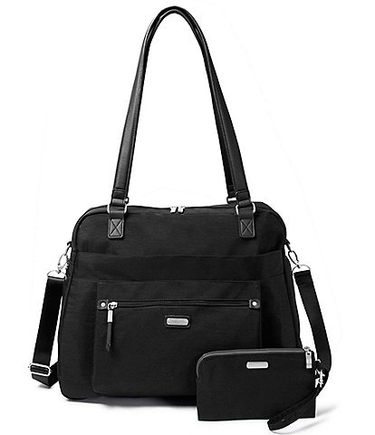 Baggallini Overnight Expandable Laptop Tote