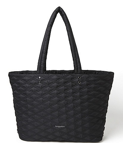 Baggallini Quilted Tote Bag