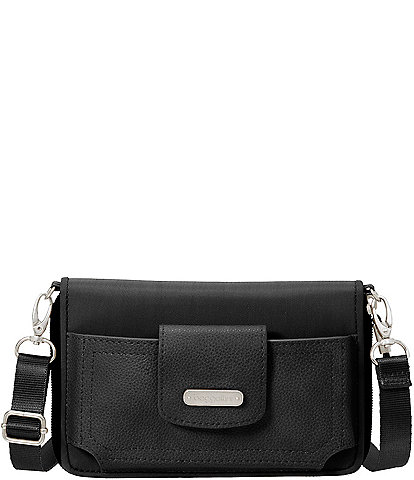 Baggallini RFID Phone Wallet Crossbody Bag
