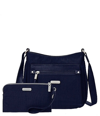 Baggallini Uptown Bagg with RFID Wristlet