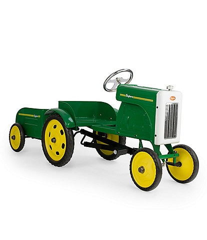 Baghera Tractor with Trailer