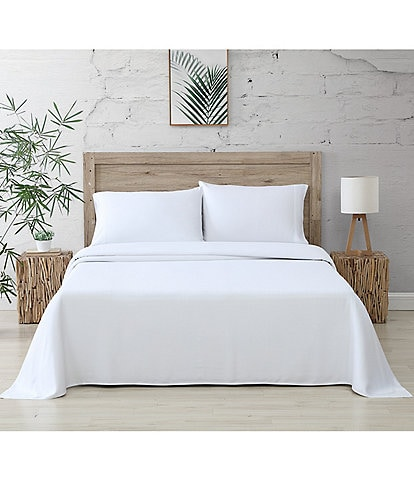 Bamboo Bliss Resort Bamboo Collection by RHH 400 Thread-Count Bamboo Sateen Sheet Set