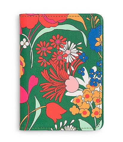 ban.do Floral Passport Holder