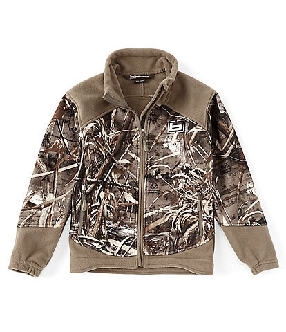 Banded Big Boys 8-20 Camo Fleece Jacket