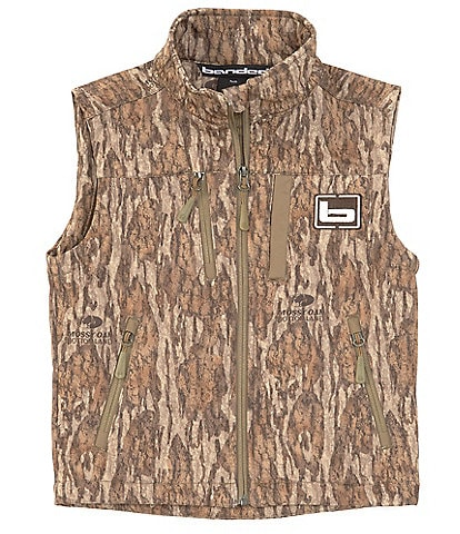 Banded Big Boys 8-20 Camo Soft Shell Vest