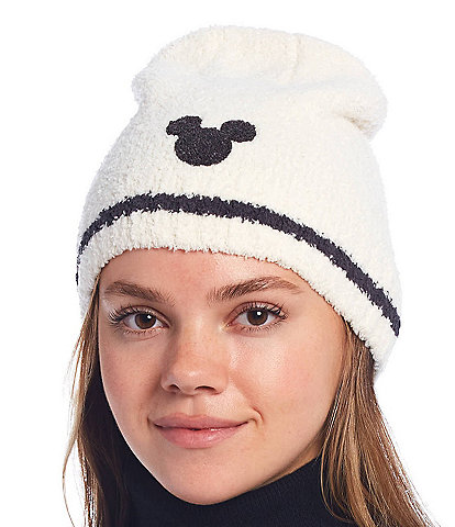 Barefoot Dreams Cozy Chic Collection Classic Disney Mickey Mouse Beanie
