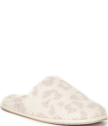 Barefoot Dreams CozyChic In The Wild Slippers