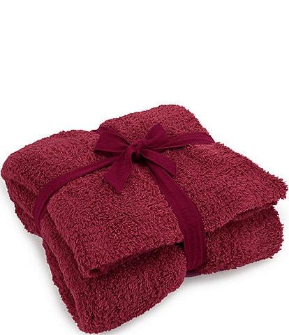 Barefoot Dreams Cozychic Microfiber Knit Throw