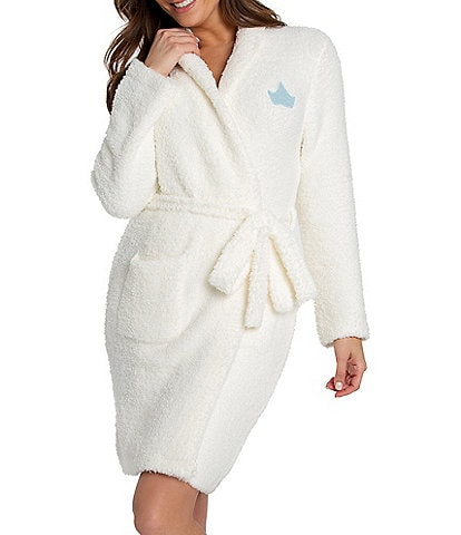 Barefoot Dreams Happily Ever After Short Wrap Robe
