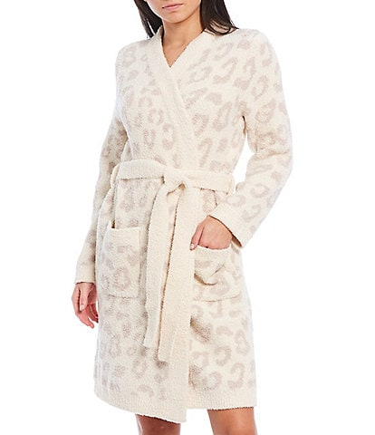Barefoot Dreams In The Wild CozyChic Plush Wrap Robe