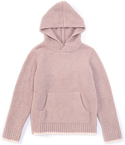Barefoot Dreams Kids 6-14 CozyChic Pullover Hoodie