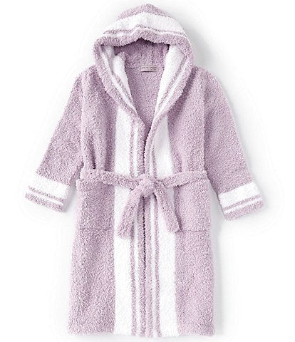 Barefoot Dreams Kids 6-14 CozyChic Striped Robe