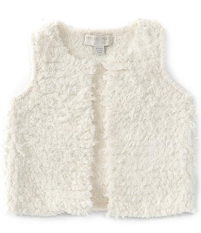Barefoot Dreams Little Girls 2-5 Soft CozyChic Vest