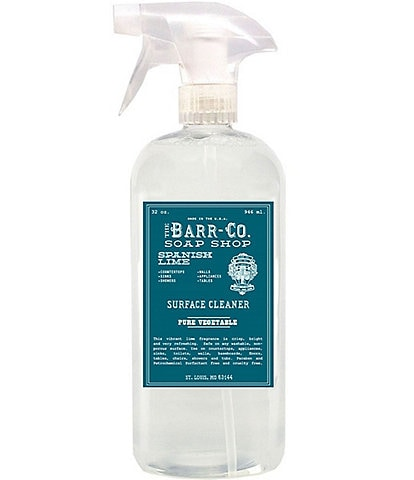 Barr-Co. Soap Shop Spanish Lime Surface Cleaner