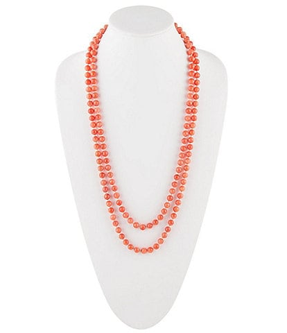 Barse Long Endless Necklace