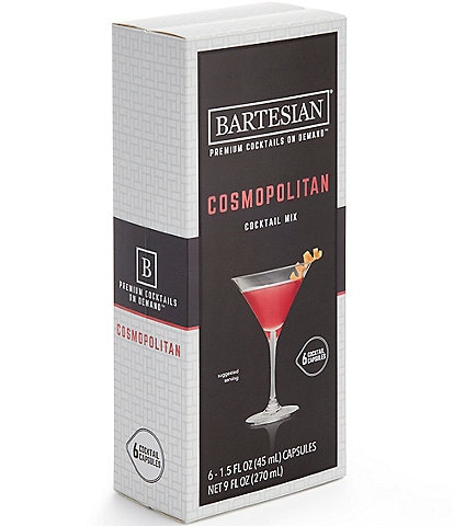Bartesian Cosmopolitan Cocktail Capsules