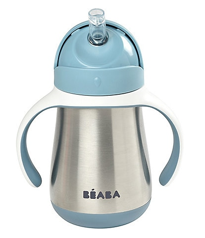 BEABA Stainless Steel Straw Sippy Cup
