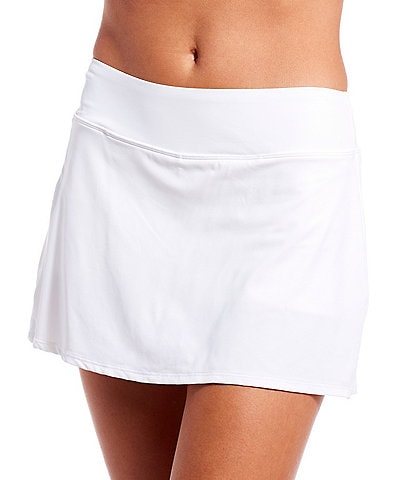 Beach House Solid Emma Skort Bottom
