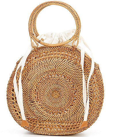 Beachgold Venus Net Basket Tote Bag