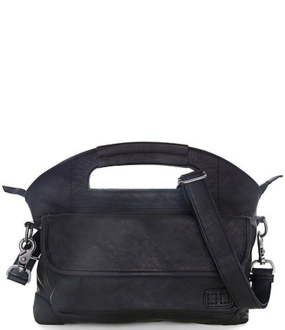 Bed Stu Greenway Medium Flap Satchel Bag