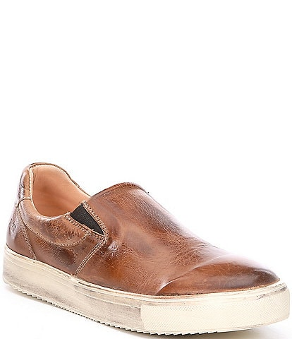 Bed Stu Hermione Leather Slip-On Sneakers