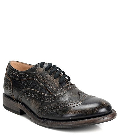 Bed Stu Lita Leather Oxfords