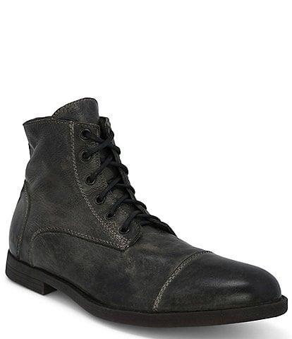 Bed Stu Men's Leonardo Leather Lace-Up Boot