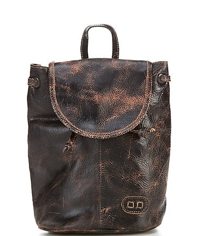 Bed Stu Nala Distressed Leather Mini Backpack
