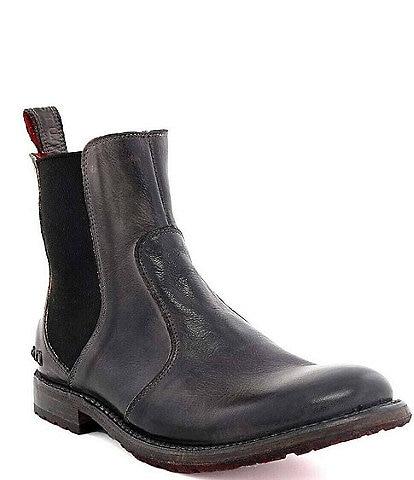 Bed Stu Nandi Leather Chelsea Boots