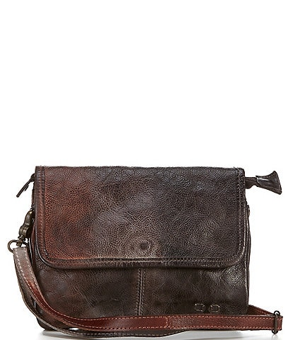Bed Stu Woodstock Collection Ziggy Flap Closure Crossbody Bag