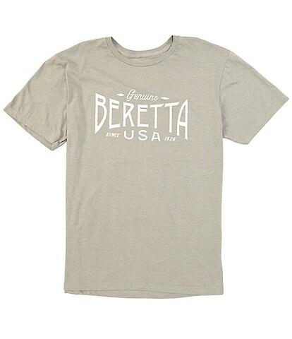 Beretta BUA Logo Short-Sleeve Tee
