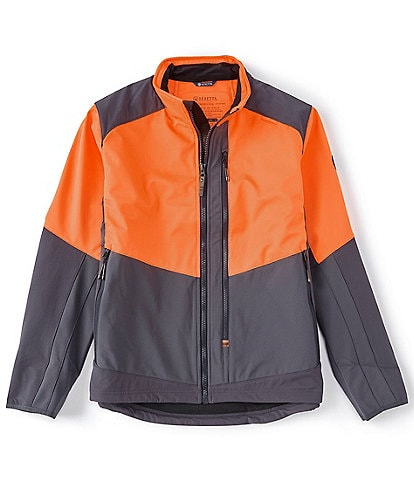 Beretta Butte Softshell Full-Zip Water-Resistant Jacket