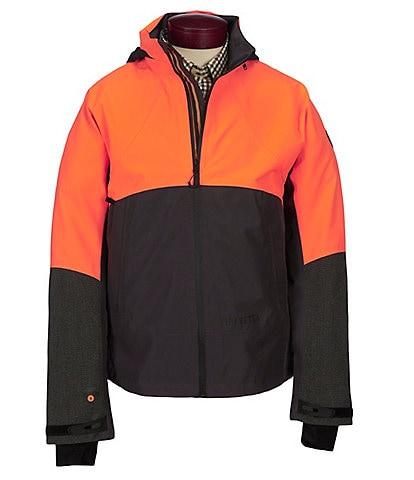 Beretta Colorblock Waterproof Full-Zip Breakaway Jacket GTX