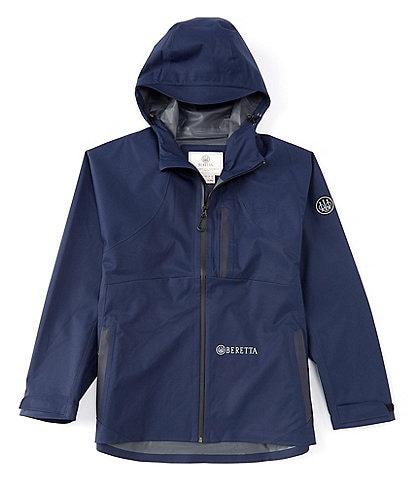 Beretta Packable Waterproof Full-Zip Jacket