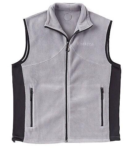 Beretta Smarttech Full-Zip Fleece Vest