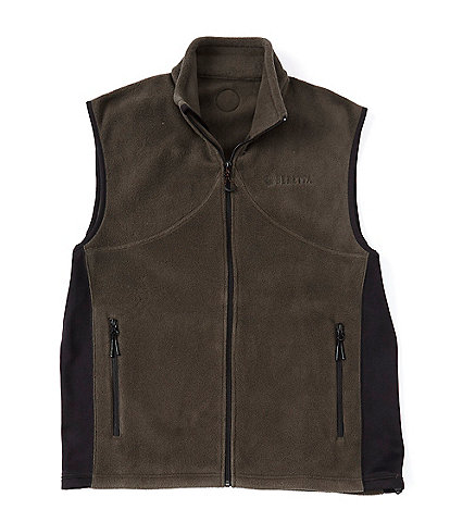 Beretta Smarttech Full-Zip Fleece Vest