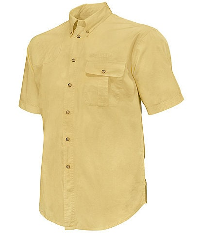 Beretta TM Short-Sleeve Woven Shooting Shirt