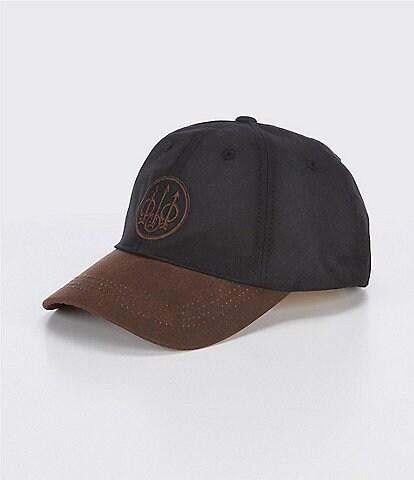 Beretta Waxed Cotton Trident Hat