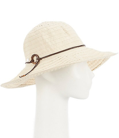 Betmar Hats Coconut Ring Safari Sun Hat with UPF 50+ Sun Protection