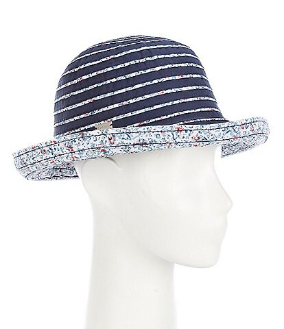 Betmar Hats Reversible Ribbon Braid Hat