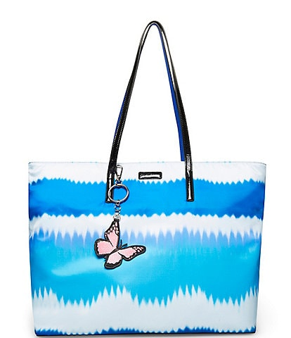 Betsey Johnson To Dye For Tote Bag