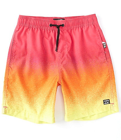 Billabong Big Boys 8-20 All Day Fade Layback Board Shorts