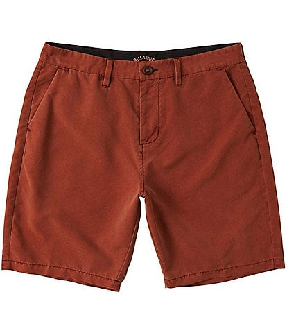 Billabong Big Boys 8-20 New Order Overdye Submersible Walkshort