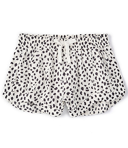 Billabong Big Girls 5-14 Dotted Mad For You Shorts