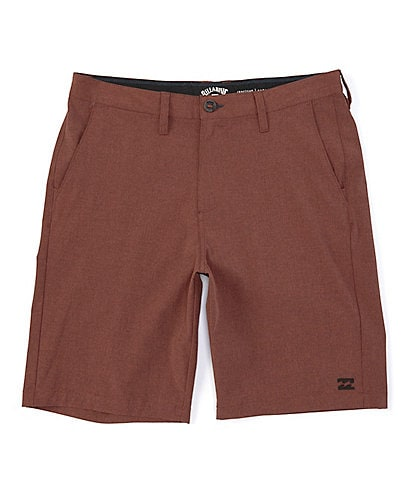 Billabong Crossfire X Submersibles 21#double; Outseam Comfort Stretch Walkshorts