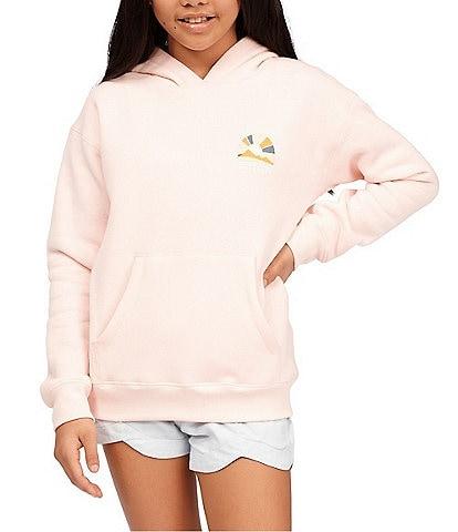 Billabong Little/Big Girls 5-14 Keep Me Wild Pullover Hoodie