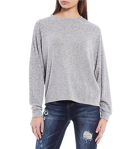 Billabong Long-Sleeve First Start Rib Knit Tee
